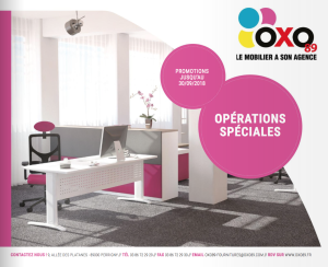 OXO89 | Promotion Juin à Septembre 2018